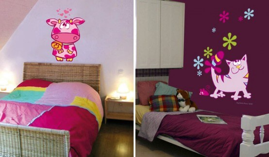 kids bedroom 12 Kids Bedroom Wall Painting Ideas