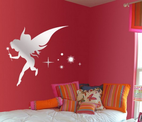 kids bedroom 15 600x514 Kids Bedroom Wall Painting Ideas