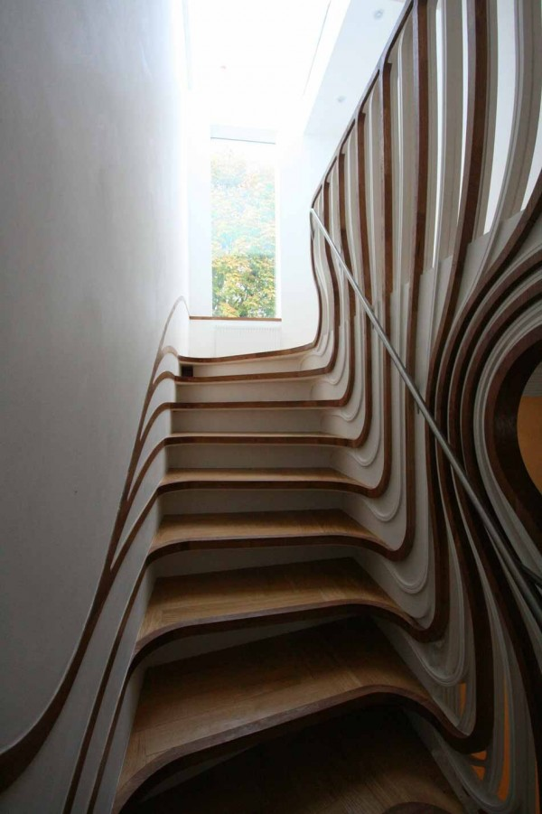 Source For 3D Effects Stairs Interior Design