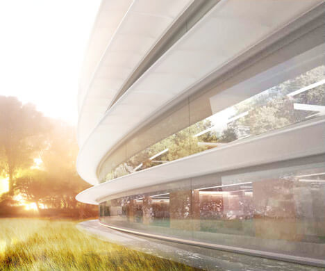 Apple Campus 2 1 Apple's New Headquarters – Concepts
