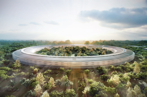 Apple Campus 2 12 600x397 Apple's New Headquarters – Concepts