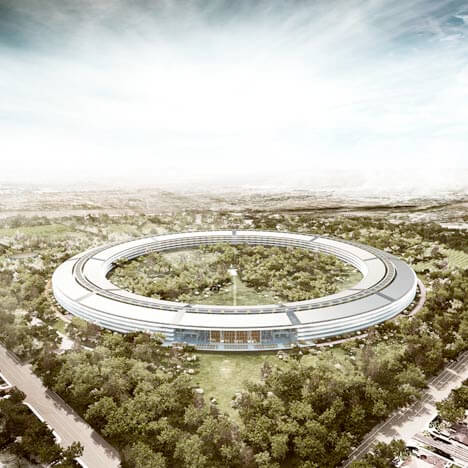 Apple Campus 2 17 Apple's New Headquarters – Concepts