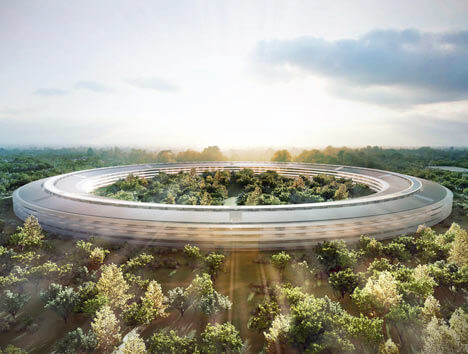 Apple Campus 2 18 Apple's New Headquarters – Concepts