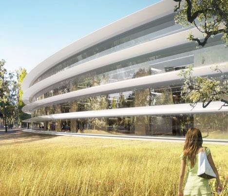 Apple Campus 2 19 Apple's New Headquarters – Concepts