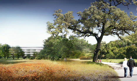 Apple Campus 2 2 Apple's New Headquarters – Concepts