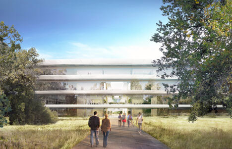Apple Campus 2 20 Apple's New Headquarters – Concepts