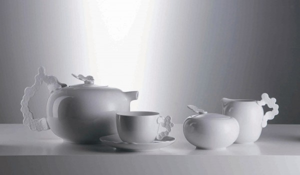Porcelain Magic 11 600x350 Rosenthal Studio Line or Luxury Porcelain Magic