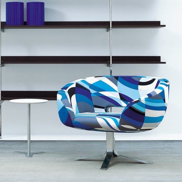 armchair design 4 600x600 10 Funky Armchairs