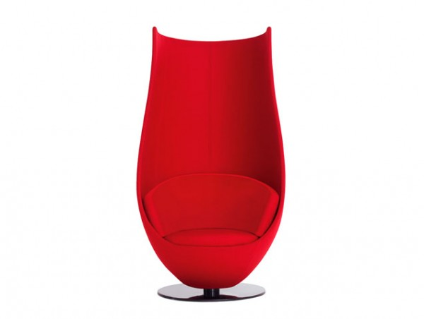 10 funky armchairs interior design design news and for Funky armchairs