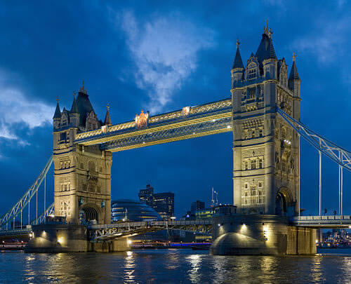 bridges 4 22 Most Famous Bridges in the World