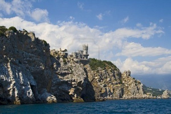 castle nest 9 600x400 Swallows Nest Castle Design Crimea