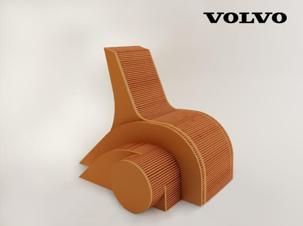 volvo furniture2 5 Beautiful Ideas for Relax with Furniture Design