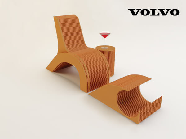 volvo furniture3 5 Beautiful Ideas for Relax with Furniture Design
