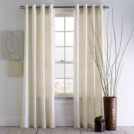 windows curtains.jpg 11 Windows curtains style decoation for youre interior design