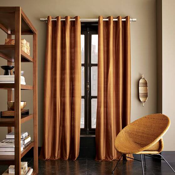 windows curtains.jpg 12 Windows curtains style decoation for youre interior design
