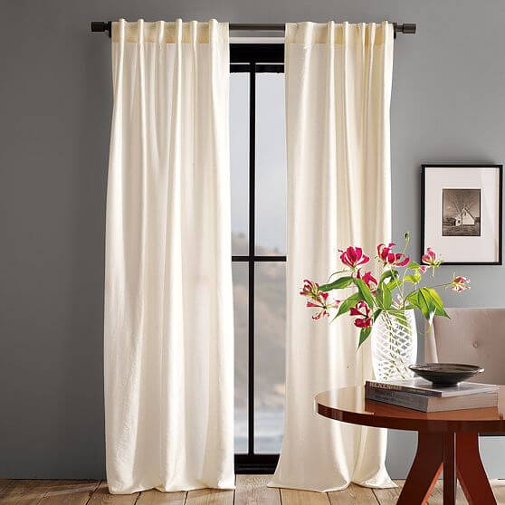 windows curtains.jpg 14 Windows curtains style decoation for youre interior design