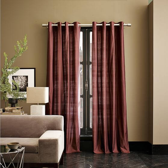 windows curtains.jpg 17 Windows curtains style decoation for youre interior design