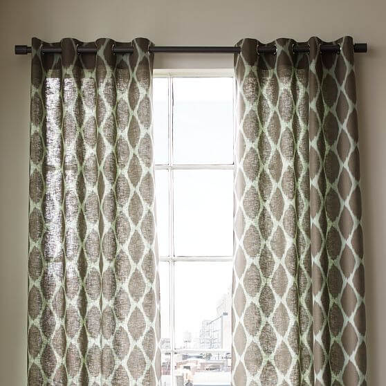 windows curtains.jpg 6 Windows curtains style decoation for youre interior design