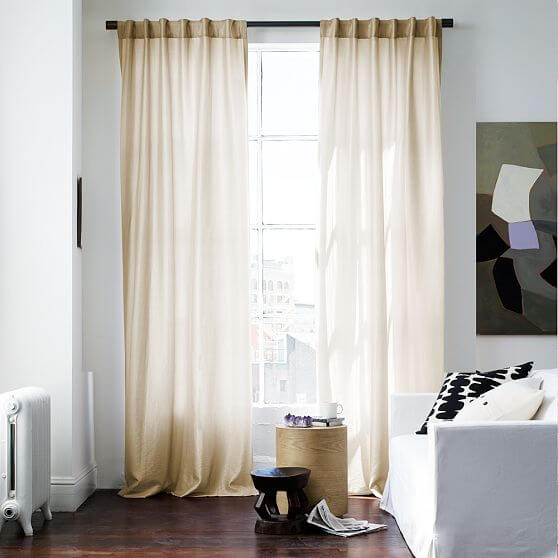 windows curtains.jpg 8 Windows curtains style decoation for youre interior design