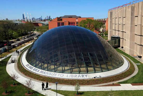 Chicago Modern Architecture chicago's mansueto high-tech amazing library – interior design