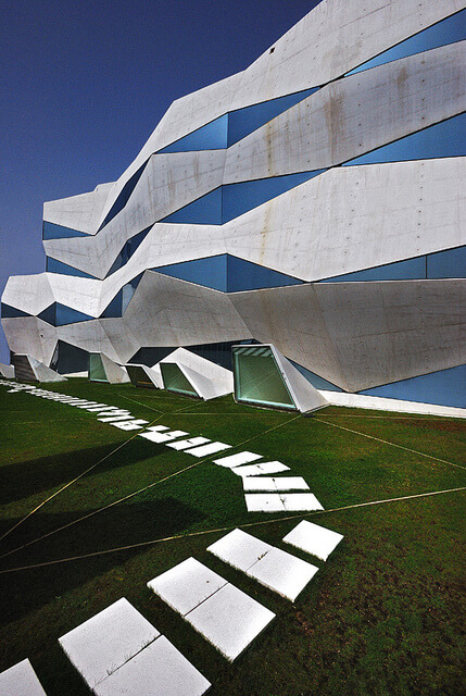5664135342 df0b869f21 z Innovative and Appealing  Design of Vodafone Office Building in Porto