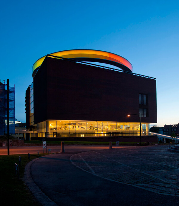AROS Your rainbow panorama Olafur Eliasson 19 Spectacular Work of Art for ARoS Danish Museum