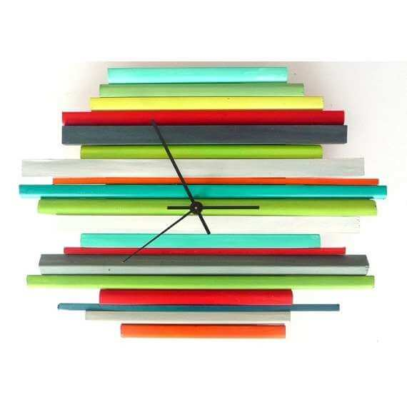 B3D57BC0 Unique and Inspiring Wall Clocks for Your Home