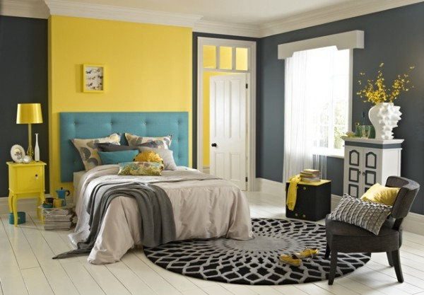 Bedroom Main 600x417 The Psychology of Color for Interior Design