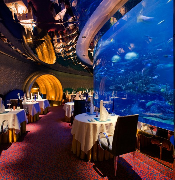 Burj al arab 10 600x619 Best 10 Luxury Honeymoon Resorts
