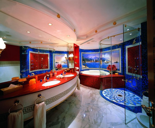 Burj al arab 9 600x498 Best 10 Luxury Honeymoon Resorts