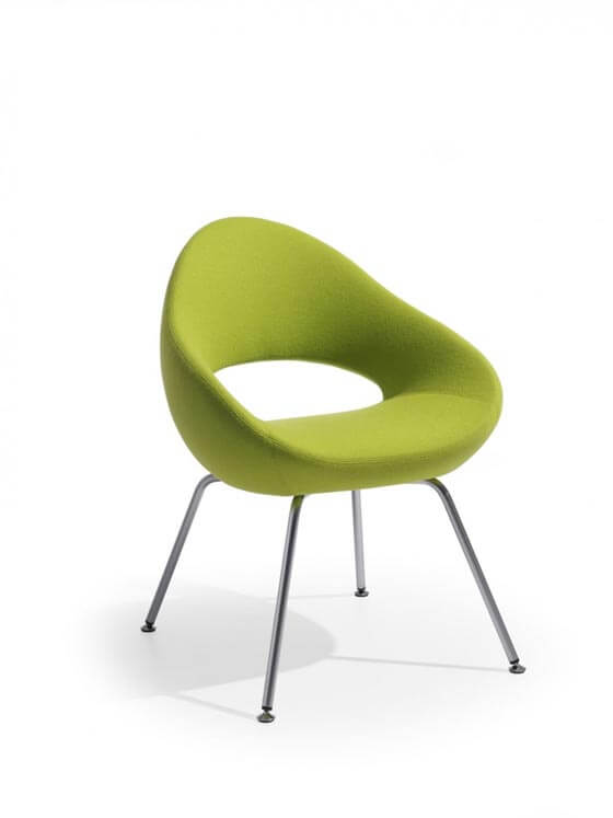 Chair shark modern minimalist style 9 Basic Styles in Interior Design