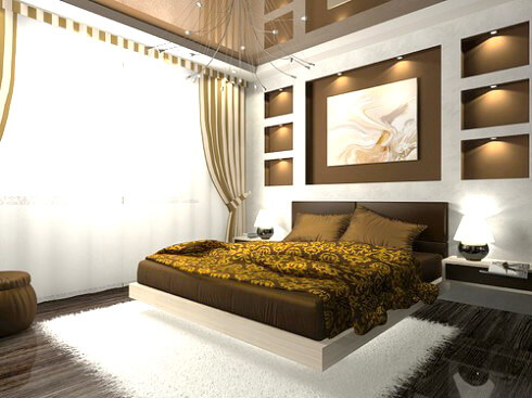 Contemporary Style Bedroom 9 Basic Styles in Interior Design