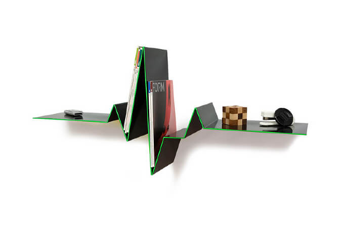 12 Creative Minimalist Bookshelf Designs