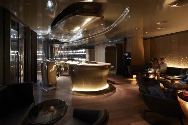 Screen shot 2011 07 14 at 4.30.28 PM 600x398 Ultra Modern Design for Restaurant and Bar in Mandarin Oriental Paris