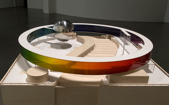 Your rainbow panorama 182 Spectacular Work of Art for ARoS Danish Museum