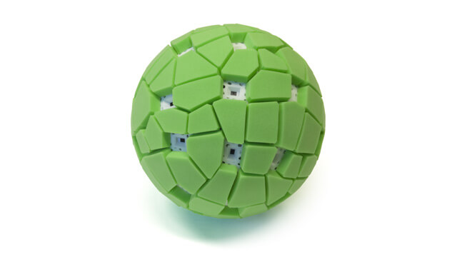 Emerging Technologies, Throwable Panoramic Ball Camera