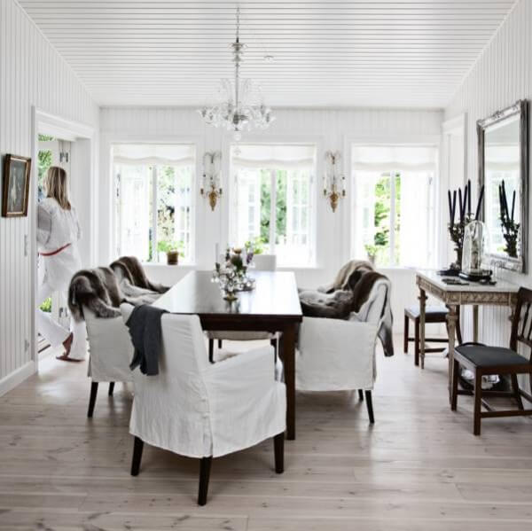 country style scandinavian interior design 9 Basic Styles in Interior Design