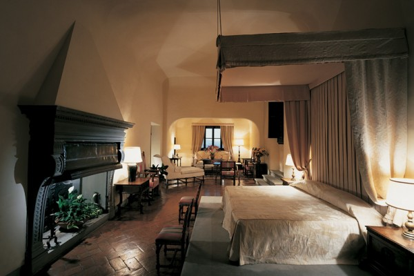 florence villa san michele 02 600x400 Best 10 Luxury Honeymoon Resorts