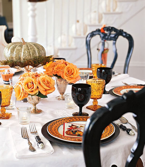 halloween centerpiece ideas 12 Ideas to Decorate your Table for Halloween