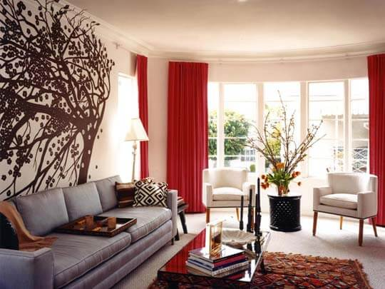 living room ideas The Psychology of Color for Interior Design