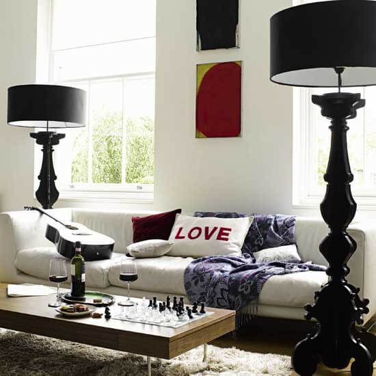 love living room 9 Basic Styles in Interior Design