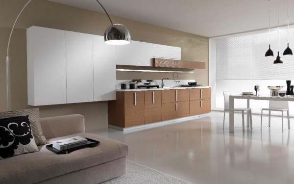 minimalist magika kitchen cabinetry 03 600x375 Kitchen Modern Minimalist Furniture Inspiration