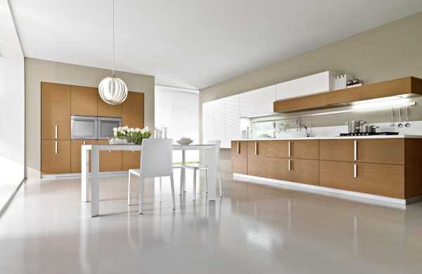 minimalist magika kitchen cabinetry 600x390 Kitchen Modern Minimalist Furniture Inspiration