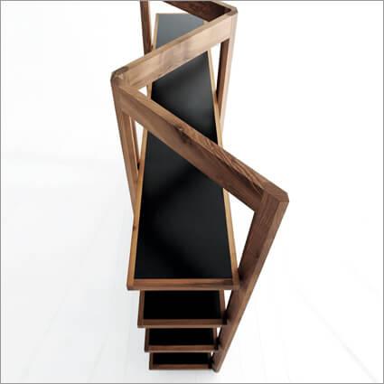 modern minimalist style bookshelf 9 Basic Styles in Interior Design