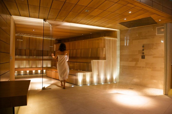 modern types of sauna design interior design design news and