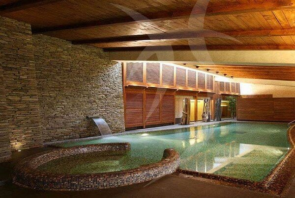 sauna pool.jpg 5 Modern Types of Sauna Design