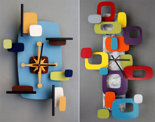 wall clock design Unique and Inspiring Wall Clocks for Your Home