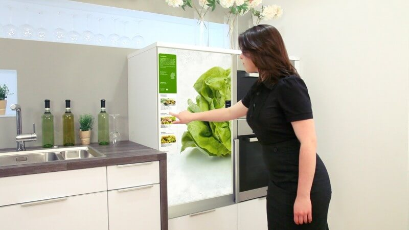 Futuristic Concept for Kitchen Appliances