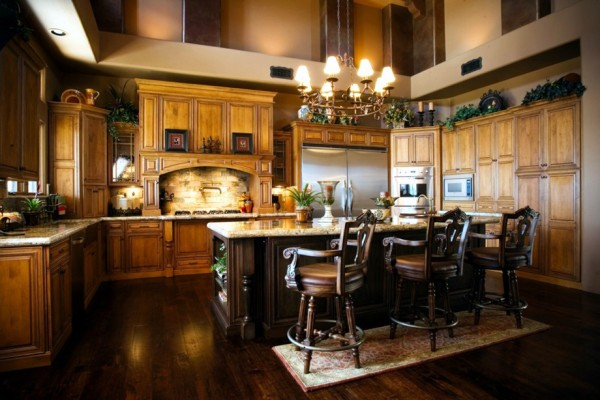 07 Tuscan Elegance 600x400 How to Achieve the Elegant Tuscan Style for Your Kitchen