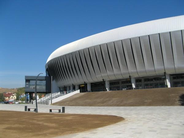 1 Cluj Arena Romania 600x450 Fantastic Cluj Arena Stadium in Romania
